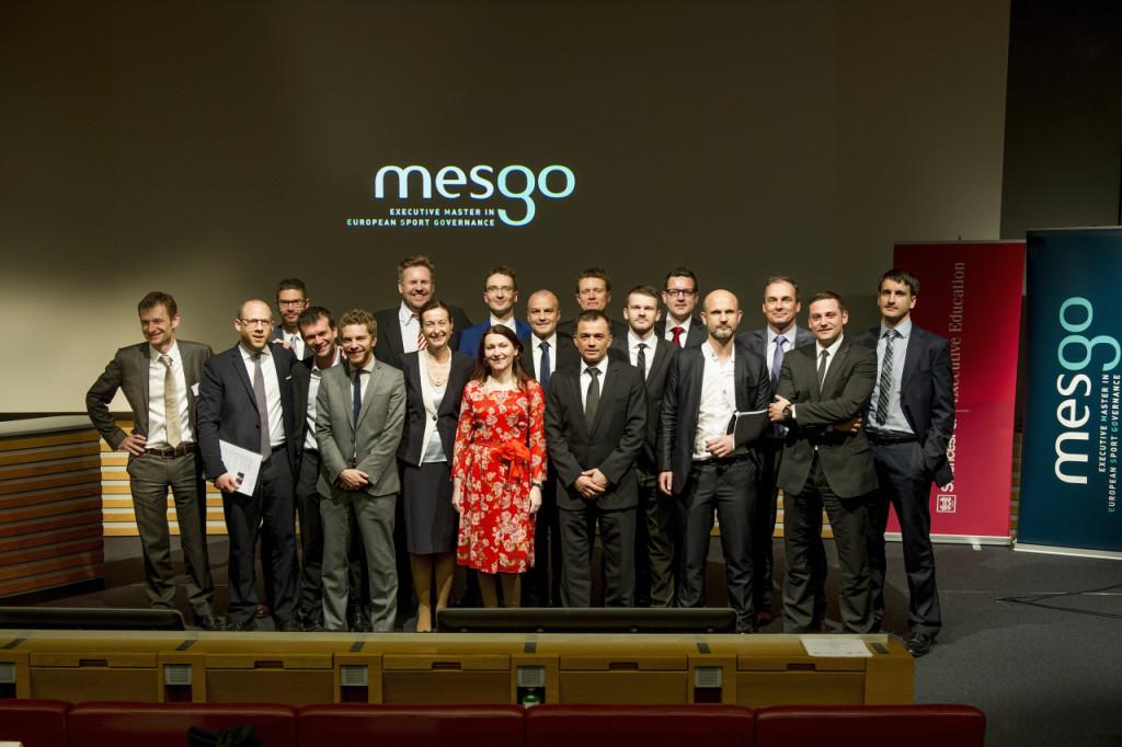 MESGO II - Graduates
