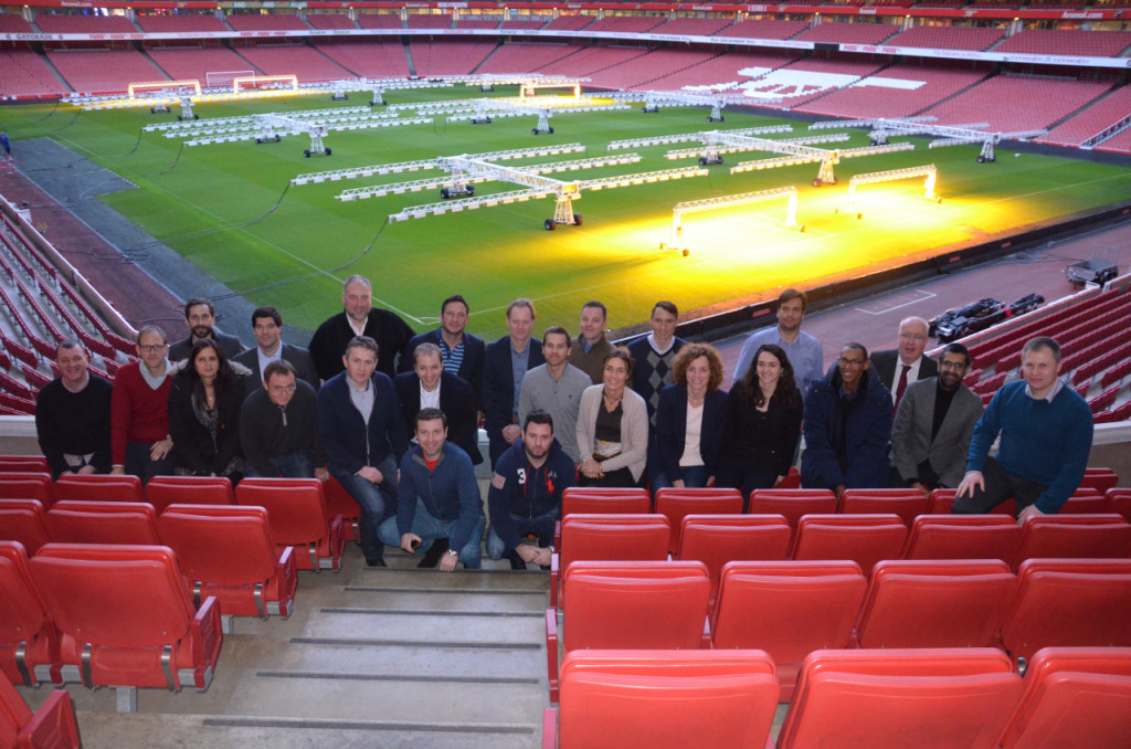 MESGO III - Session 3, London - Emirates stadium (Arsenal)_2