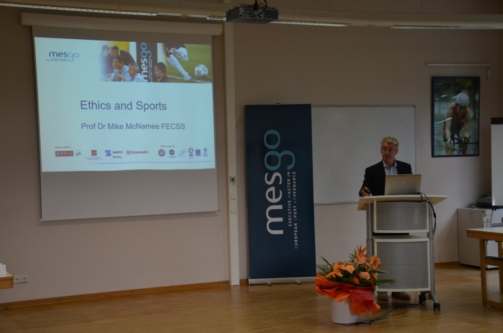 A MESGO week dedicated to ethics in sport_2