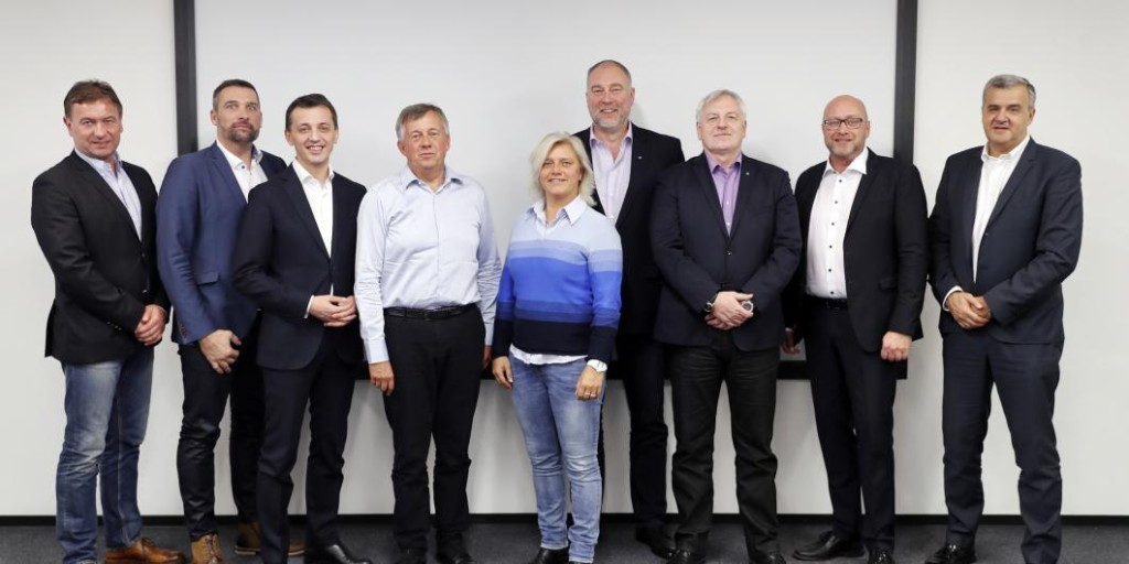 Executive Committee 2016 European Handball Federation
