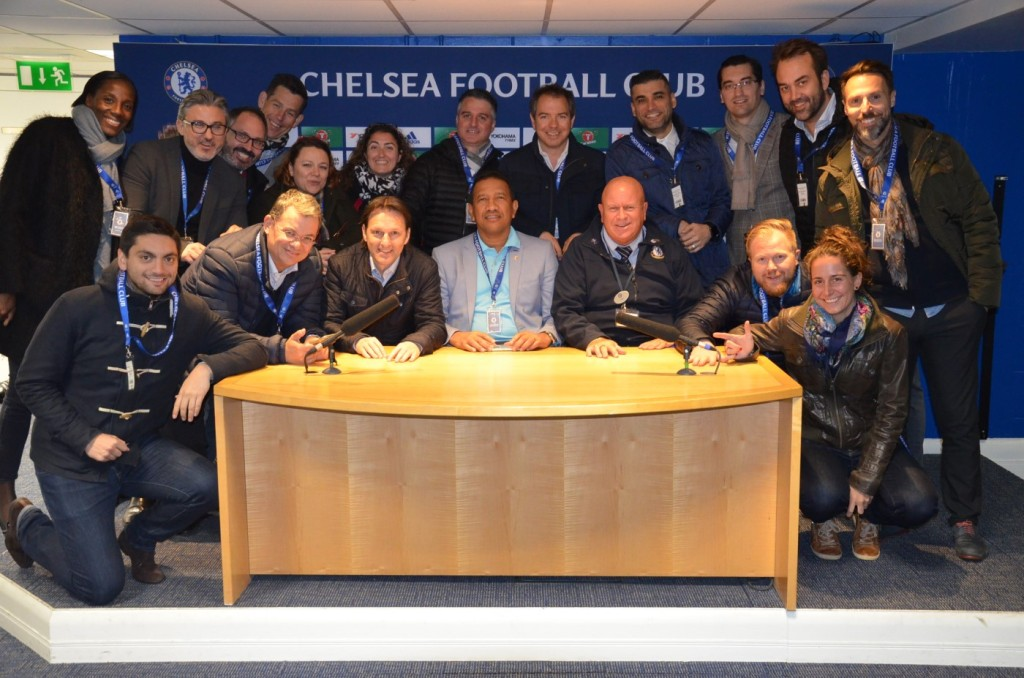 MESGO Groupe at Chelsea Football Club